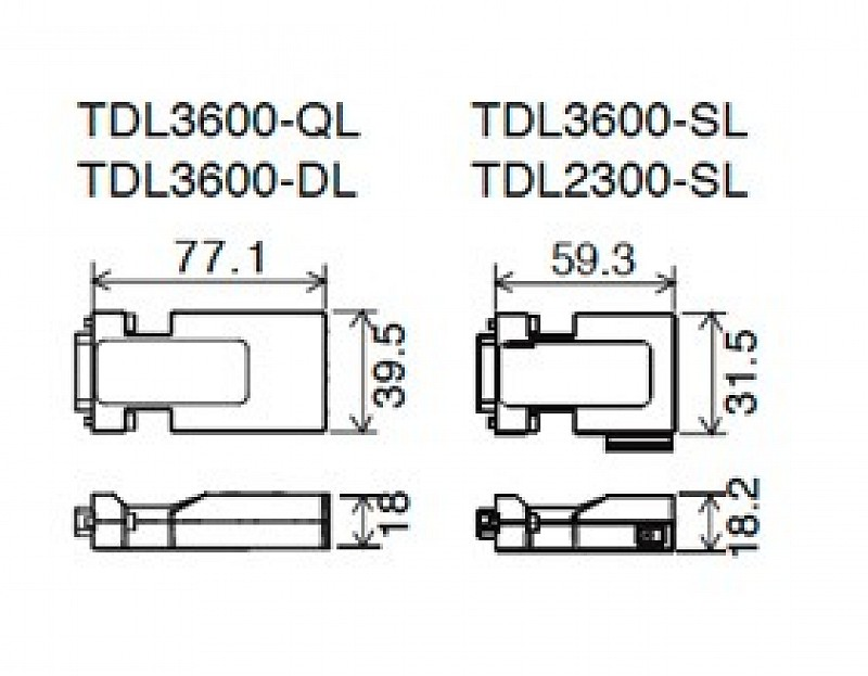 CuratOR | Global - Products - Signal Transmission - TDL3600