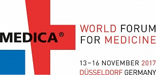 EIZO this year again at the world´s largest trade fair for the medical sector - MEDICA 2017